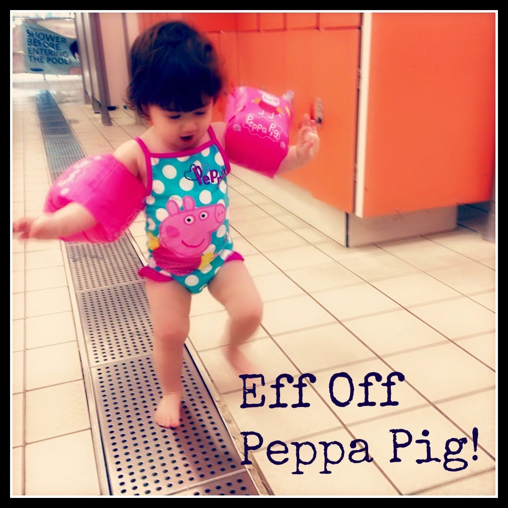 Eff Off Peppa Pig