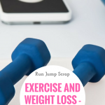 Exercise and Weight Loss – The Facts