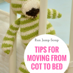 Tips for Moving from Cot to Bed