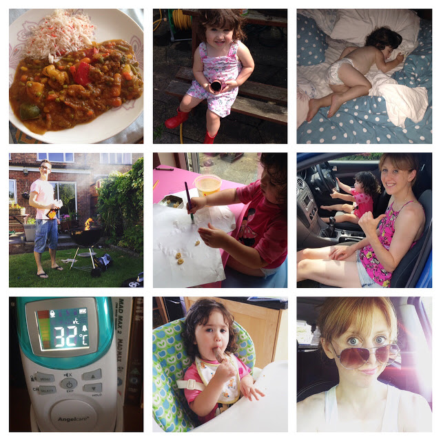 My Week at a Glance #12