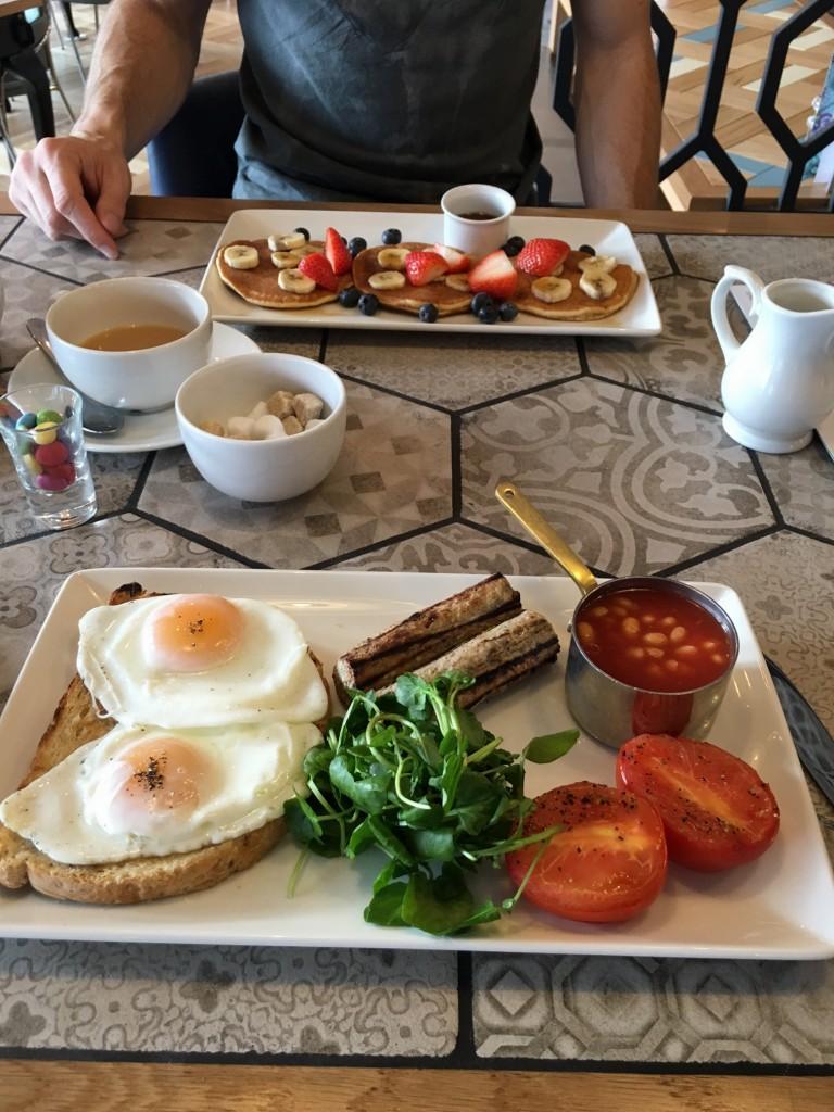 Healthy Hotel Breakfasts
