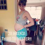 28 Week Bump Update!