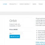 Ecocamel Orbit Shower Head **Review**