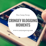 Cringey Blogging Moments