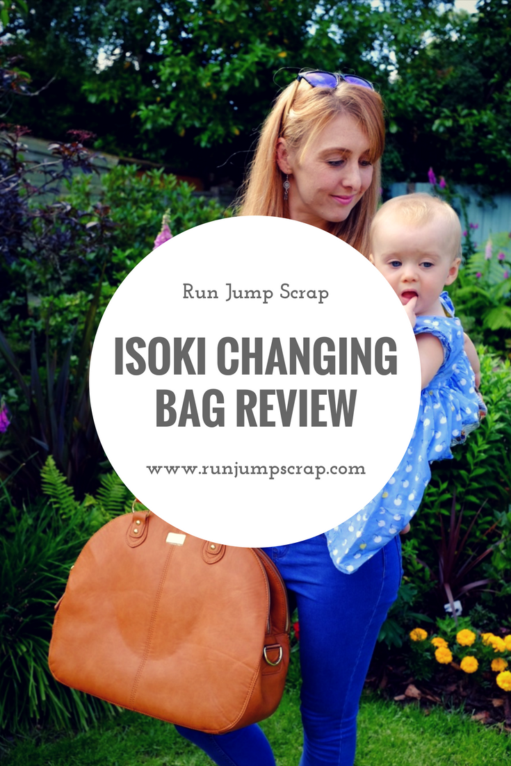 Isoki Changing Bag **REVIEW**