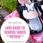 Jake Back to School Shoes **REVIEW**