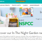 Truprint In The Night Garden Personalised Blanket **REVIEW**