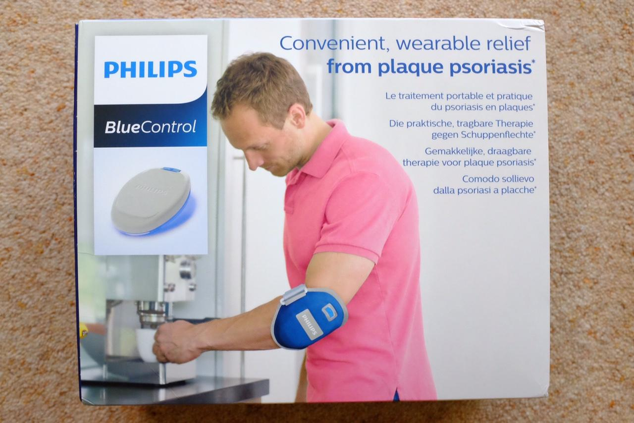 philips blue control box