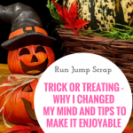 Trick or treating – why I changed my mind and tips to make it enjoyable