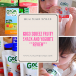 GoGo SqueeZ Fruity Snack and Yogurtz **REVIEW**
