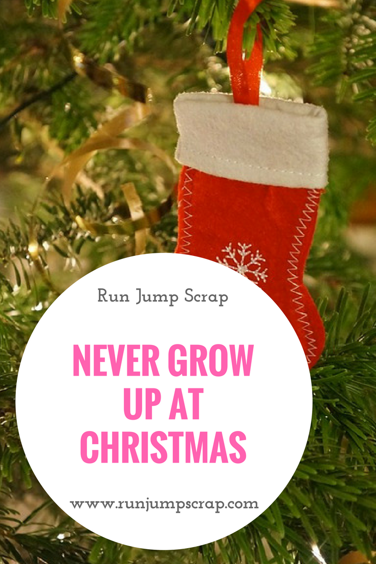 Never Grow Up at Christmas with Pre-Filled Stockings
