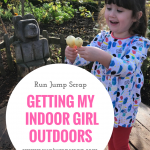 Getting my Indoor Girl Outdoors #nodulldays with Bassetts Vitamins