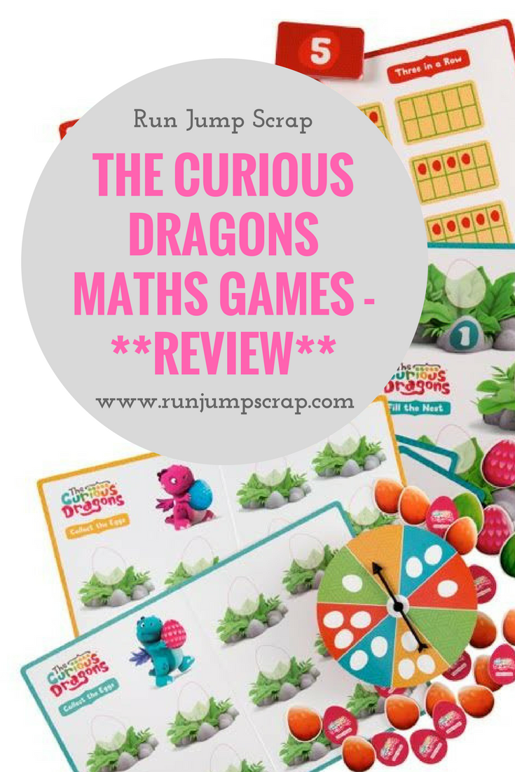The Curious Dragons Maths Games – **REVIEW**