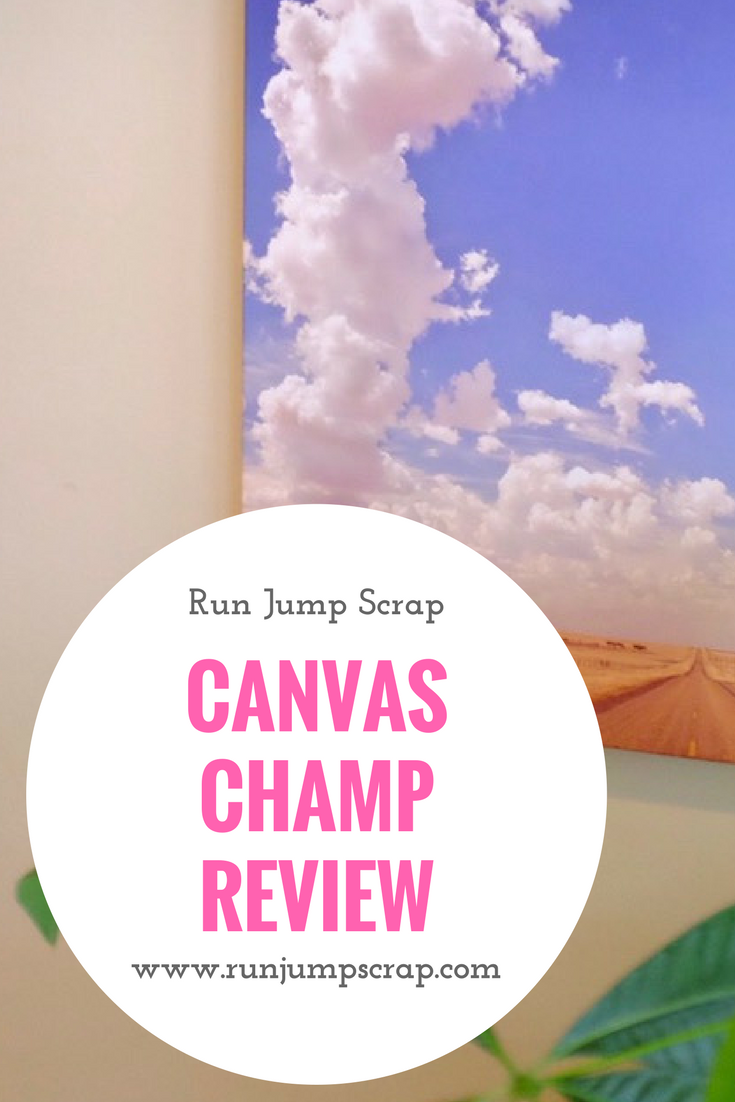 Canvas Champ – **REVIEW and GIVEAWAY**