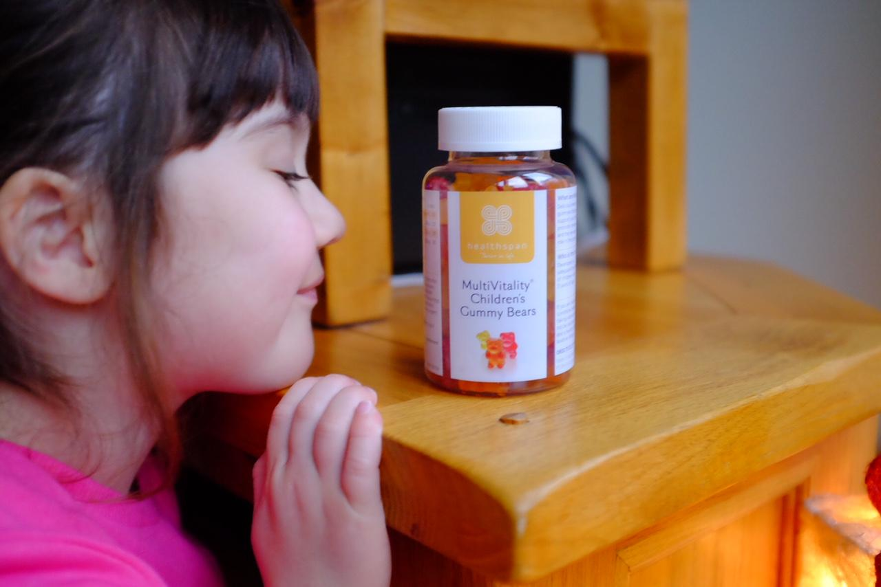 healthspan gummy bears