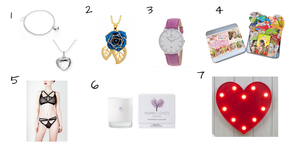 Valentine's Gift Guide – For The Woman in Your Life