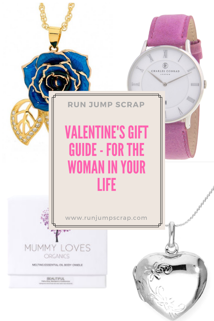 valentine's gift guide for women