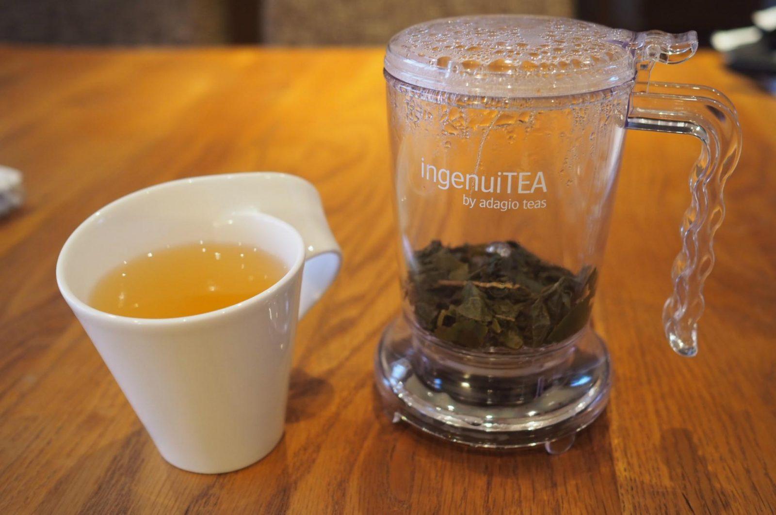 adagio tea maker