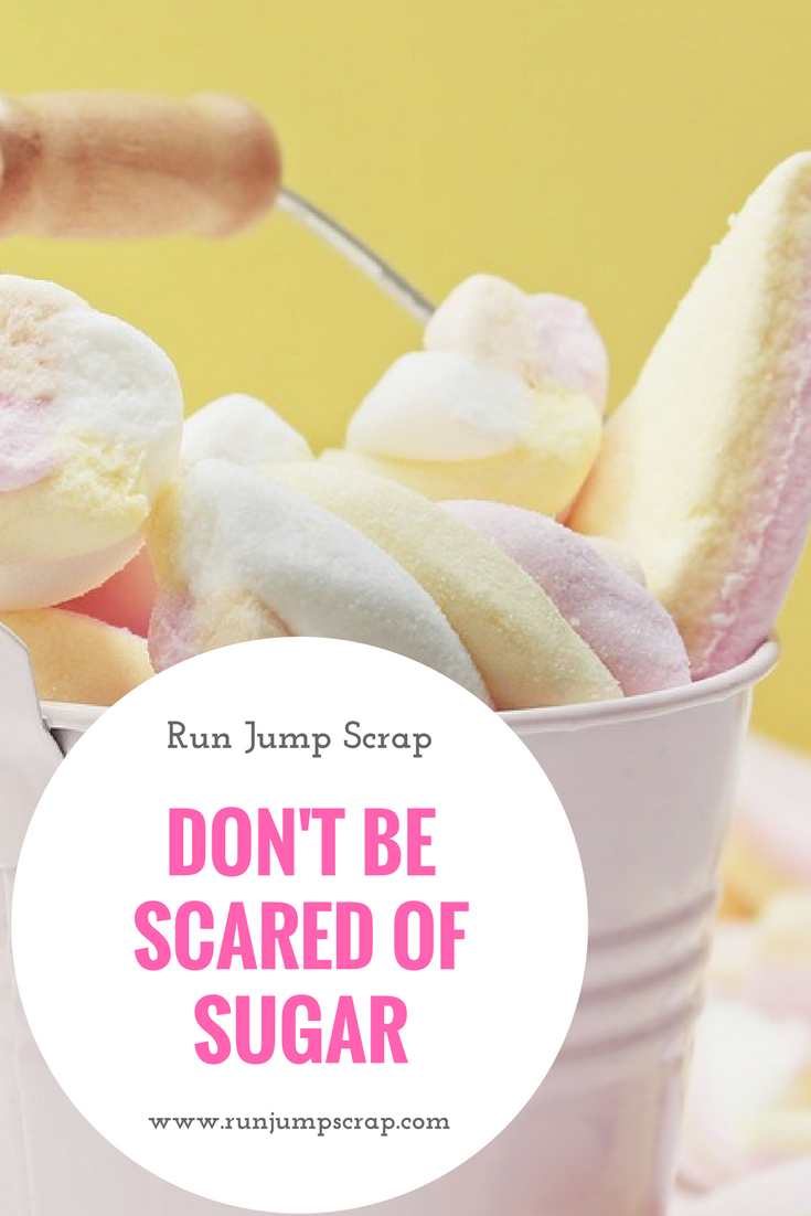 Don't be Scared of Sugar