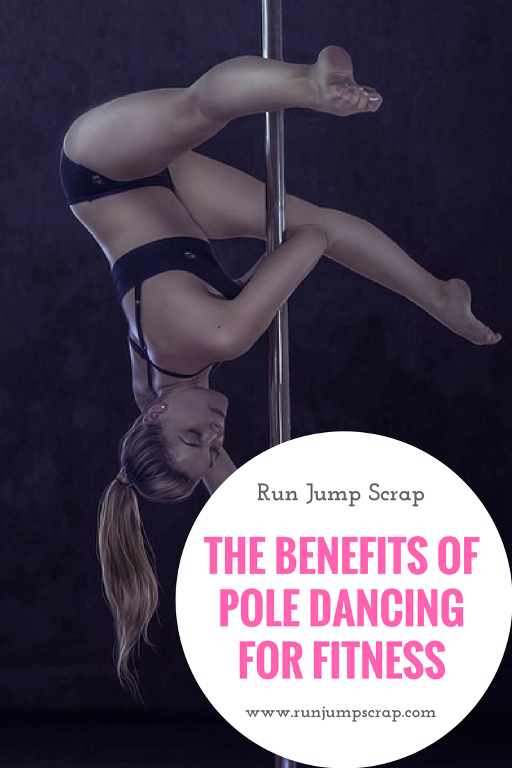 The Benefits of Pole Dancing for Fitness