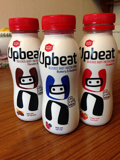 Upbeat Protein Drinks – REVIEW