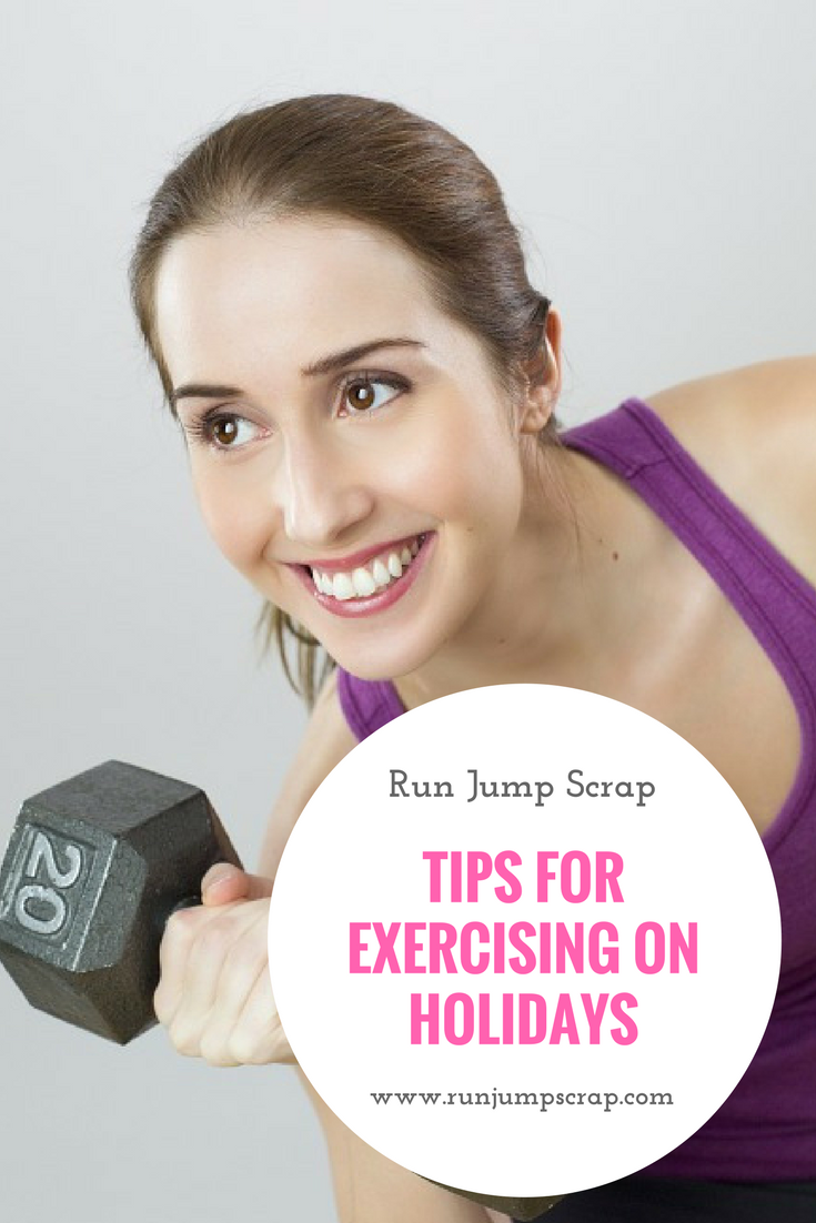Tips for How To Exercise on Holidays