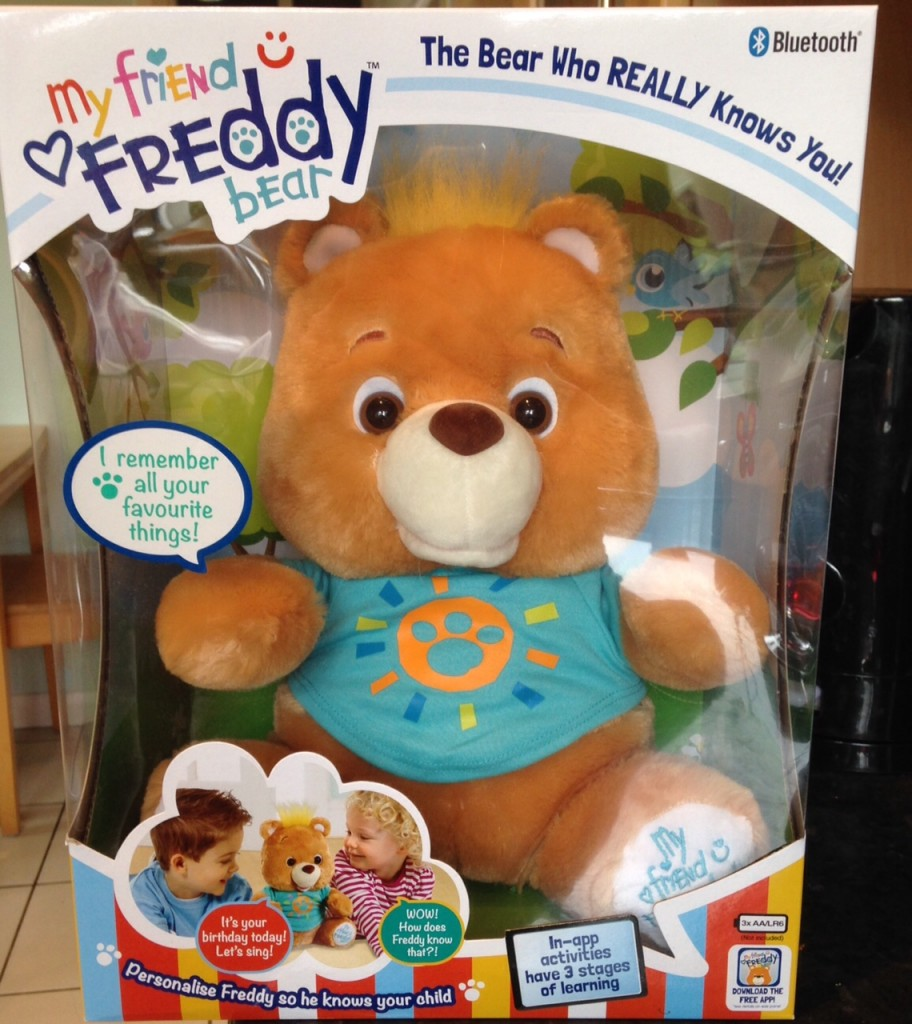 My Friend Freddy Bear – a Review