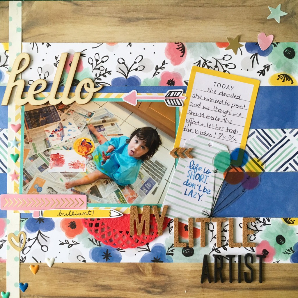 Scrapbooking Update