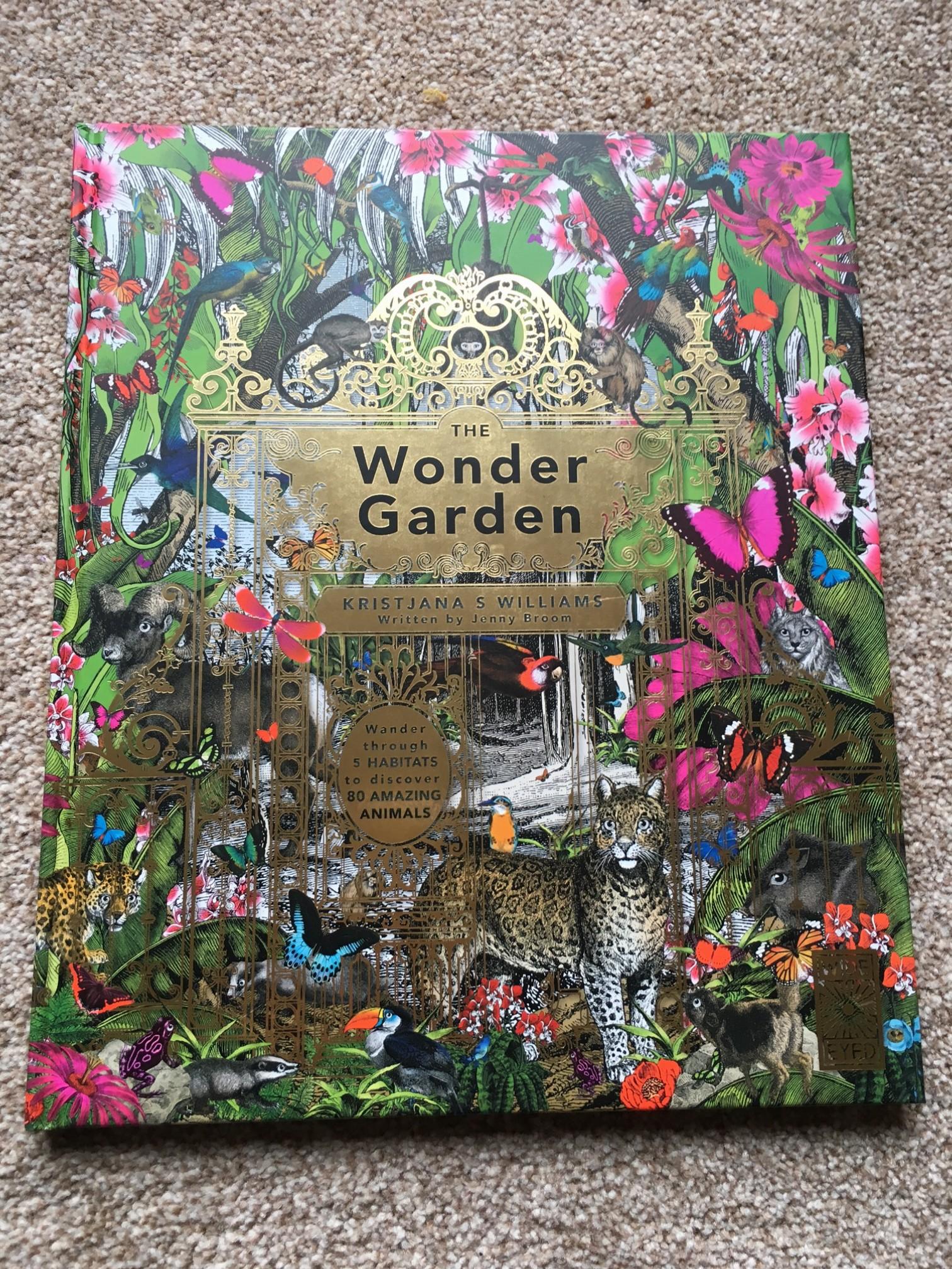 Wonder Garden book