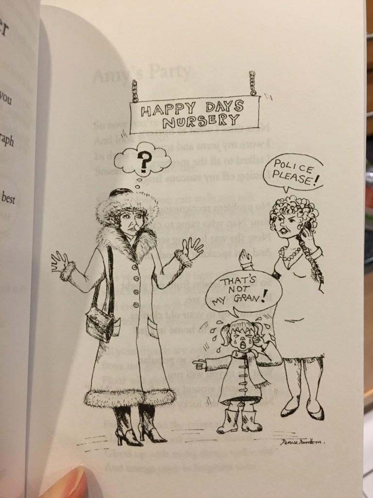 inside Grandma's Poetry Book