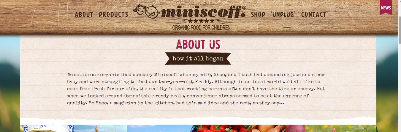 Miniscoff Organic Foods – **REVIEW**