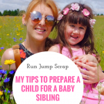 My Tips to Prepare a Child for a Baby Sibling