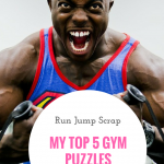 My Top 5 Gym Puzzles
