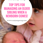 Top Tips for Managing an Older Sibling When a Newborn Comes