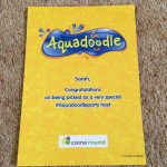 Aquadoodle **REVIEW**