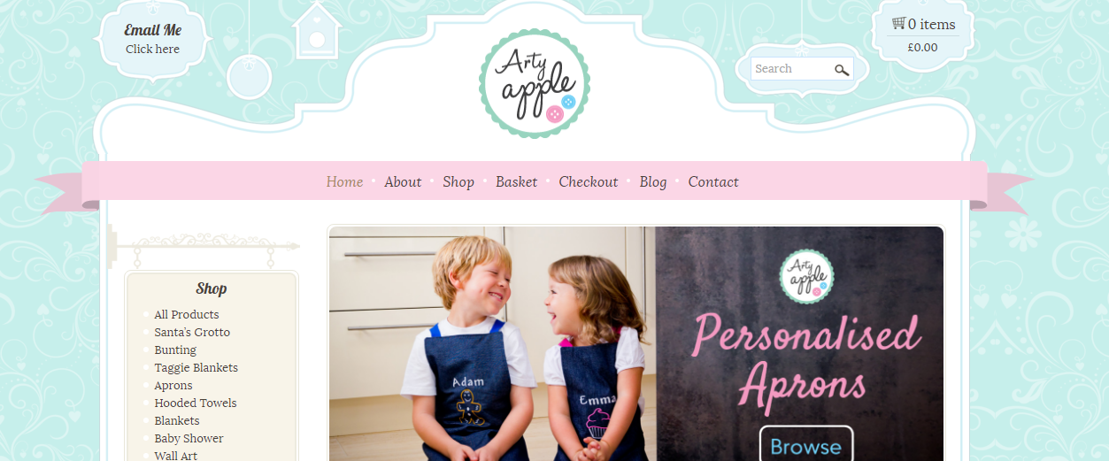 Arty Apple Baby and Toddler Products **REVIEW**