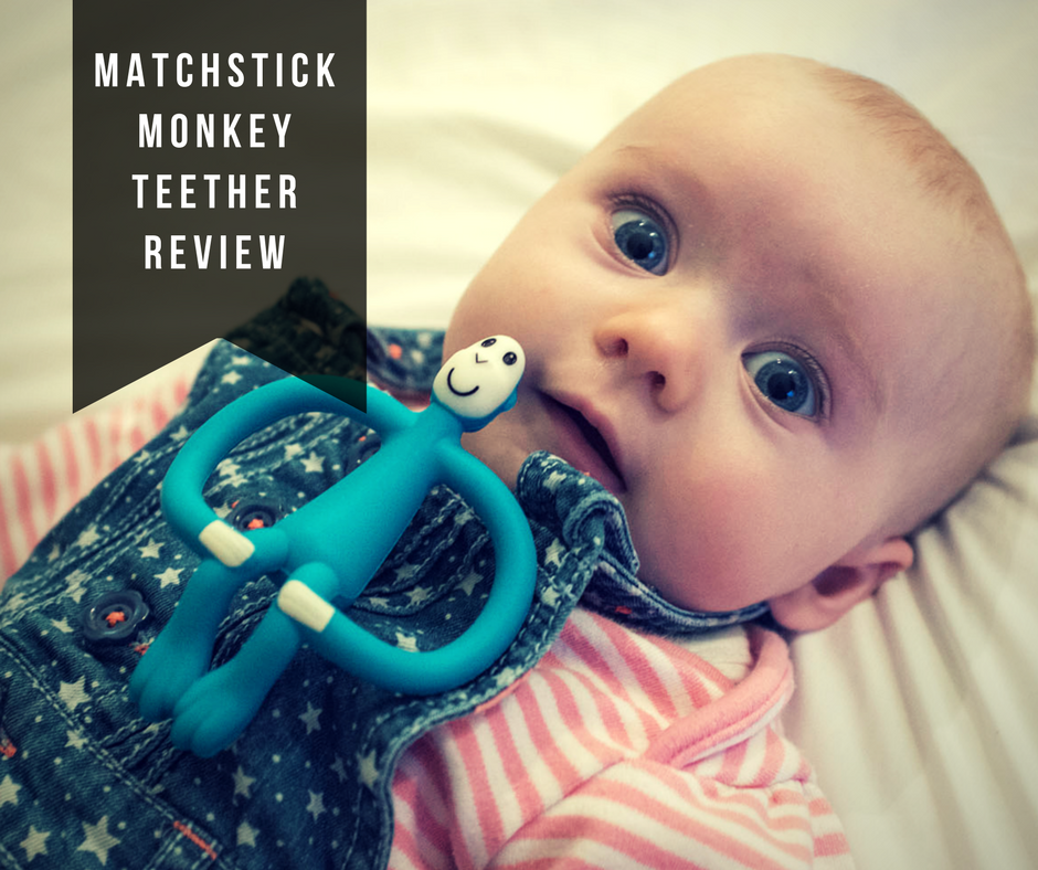 Matchstick Monkey Teether **REVIEW**