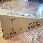 Fascol Folding Scooter **REVIEW**