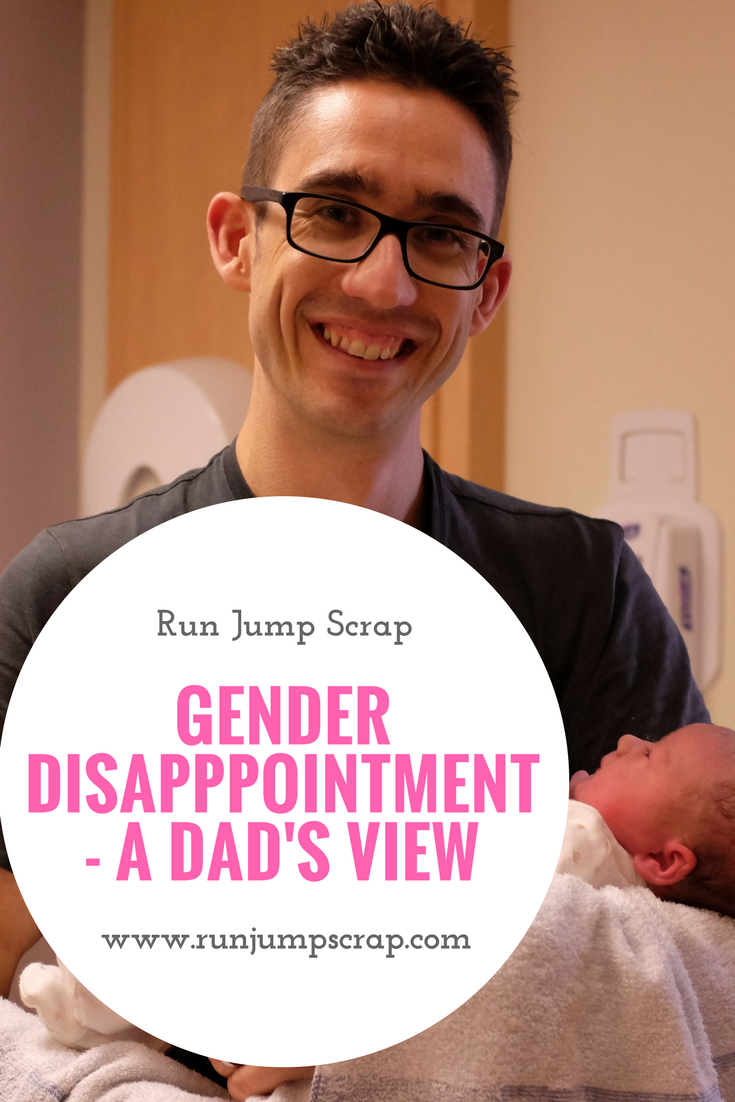 Gender disappointment in Dads