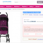 Joie Stroller **REVIEW**