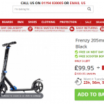The Frenzy 205mm – Adult Scooter **REVIEW**