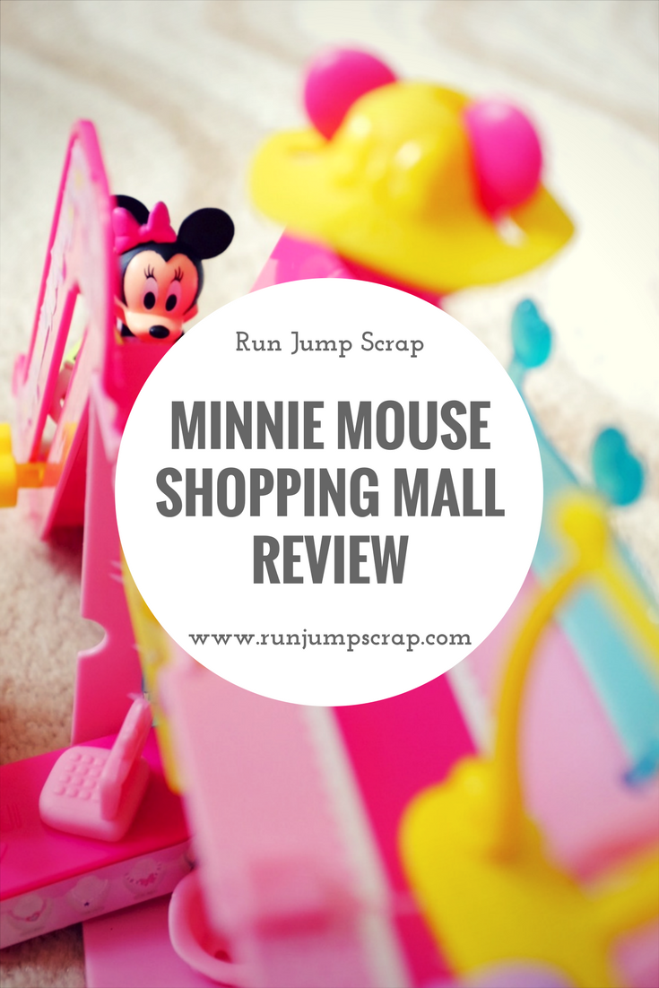 Minnie Mouse Shopping Mall *REVIEW*