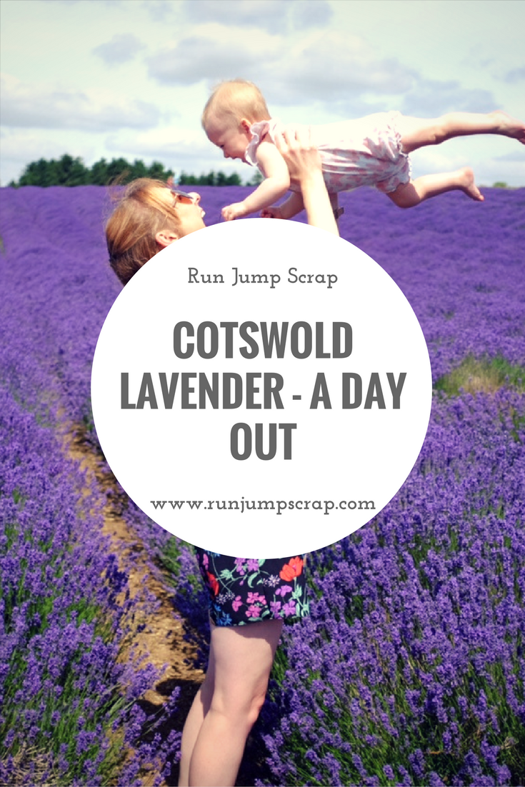 Cotswold Lavender Farm – A Lovely Trip Out