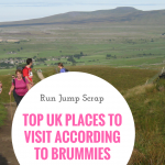 Top UK Places to Visit According to Brummies