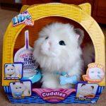 Little Live Pets – My Dream Kitten Cuddles