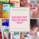 GoGo SqueeZ Fruity Snack and Yogurtz **REVIEW**