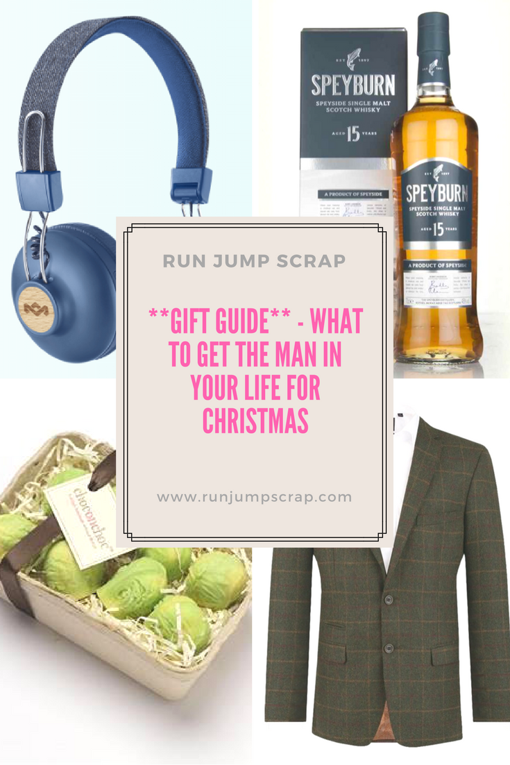 pictures of what to get the man in your life for Christmas