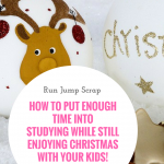 How to Put Enough Time into Studying for Your Nurse Practitioner Doctorate Degree While Still Enjoying Christmas With Your Kids!