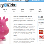 what2buy4kids Pink Cow Happy Hopperz **REVIEW**