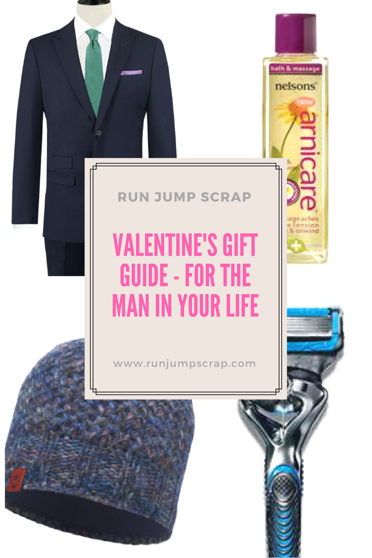 valentine's gift guide for the man in your life